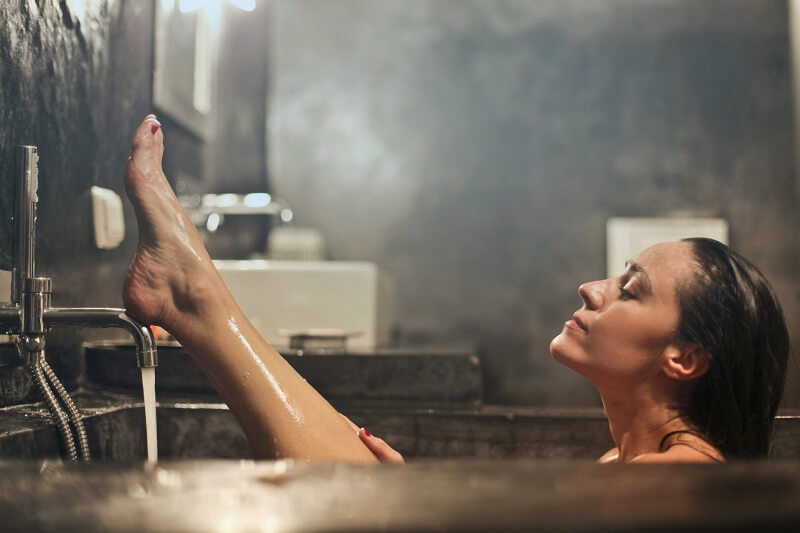 DUOクレンジングバームお風呂で使える?